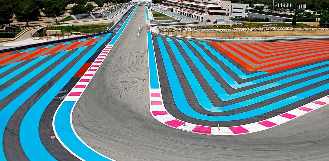 Circuito Paul Ricard : El circuito de paul ricard vuelve a la fórmula
